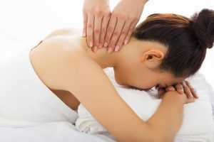 shoulder massage in Edmonds