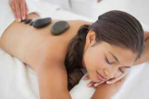 Hot Stone Massage in Edmonds for Relaxation