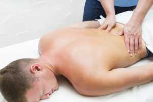Body Massage in Everett