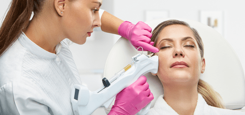 Facial Rejuvenation with PRP